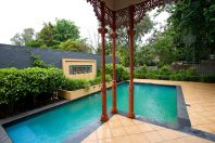 Blackburn Landscaping – Pool Garden Design