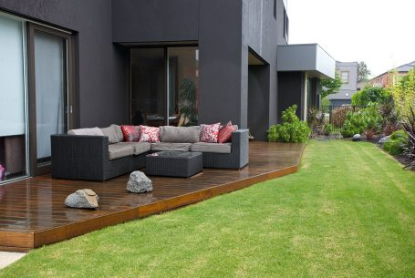 St Kilda Landscaping Design- Contemporary Garden Design